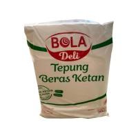 Tepung Beras Ketan Bola Import Thailand 500gr X 20 Gojek / Grab only