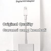 Kabel Apple Lightning Digital AV to Adapter HDMI iphone ipad original