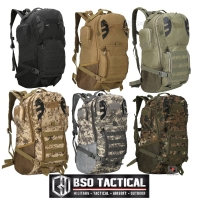 Tas ransel army 40L military bag outdoor backpack import