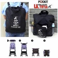 Ultima Pock it backpack tas stroller cover ransel murah ringan awet