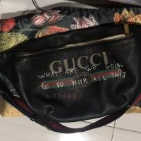 Gucci waistbag (Coco Capitán) tas gucci, barang Original
