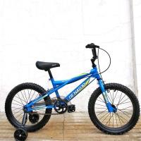 sepeda anak laki laki bmx senator 18.