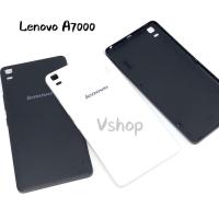 Backdoor Casing Belakang Tutupan Baterai Lenovo A7000 Black/White