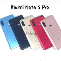 Backdoor Tutupan Belakang Back Casing Xiaomi Redmi Note 5 Pro