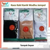 Kaos Kaki Kanik Wudhu Jempol (Wupol)
