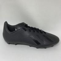 Sepatu bola adidas original X 19.4 All black new 2019