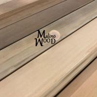 Papan kayu ulin polos 60 cm