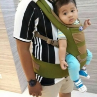 Baby Safe Hip Seat / Baby Carrier / Gendongan Bayi