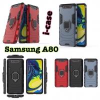 Samsung A80 Case iron armor i-ring - casing cover Samsung a80 a 80