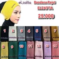 Bandana Rajut Elzatta Hijab
