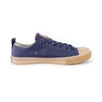 Sepatu Sneakers Casual Lucky Star Cordura Navy/Gum