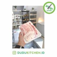 (US) Slice Beef - Daging Sapi Yoshinoya Shabu Sukiyaki Keto 500gr