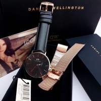 JAM TANGAN DANIEL WELLINGTON DW ORIGINAL CLASSIC PETITE SHEFFIELD SET