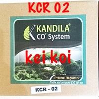 KANDILA REGULATOR Co2 HORIZONTAL - AQUASCAPE