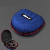 Box Marshall Major/Audio Technica/Box Headphone Earphone Warna Navy