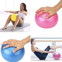 PANACHE Anti Burst Yoga Pillate Gym Ball 25 cm Bola Sport Exercise