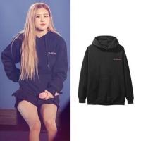 Sweater Hoodie BLACKPINK ROSE Euro Tour Baju Kpop Shirt 4093