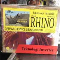 Promo Maret mesin las Rhino 120A khusus online