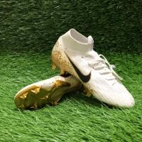 Sepatu Bola Nike Mercurial Superfly 360 White Gold
