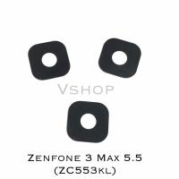 Kaca Kamera Lensa Kamera Belakang Asus Zenfone 3 Max 5.5inch Zc553kl