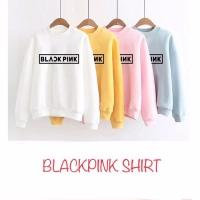 Kaos Lengan Panjang BLACKPINK Kpop Fashion Best Seller Shirt - 4120