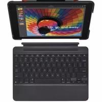 New iPad 9.7 Inch 6 gen 2018 Logitech Slim Combo Keyboard Backlit