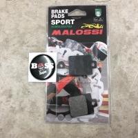 Brake Pad Kampas Rem Depan Malossi Vespa Sprint Iget Primavera S LX