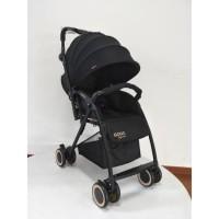 #NEW : Stroller Gogo Signature Delray - BLACK