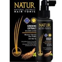 NATUR Hair Tonic Ginseng 90ml