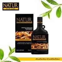 NATUR Shampoo Ginseng 80ml