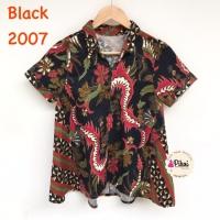 Baju batik modern / atasan batik wanita / batik bumil / baju busui oke