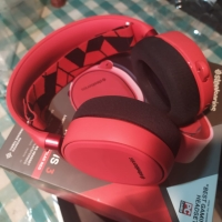 Headset Steelseries Artics 3 Limited Edition SOLAR RED