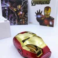 Power bank Marvel Avengers Iron man head Original DgPower