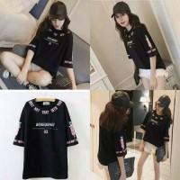 Kaos BANG! BANG! Korean Style Baju Wanita Shirt - 1707 BRL