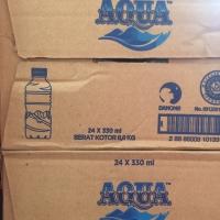 Aqua botol mini 330ml