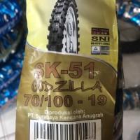 Ban Luar Offroad PRIMAAX Godzilla SK-51 70/100-19