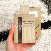 parfum original armand basi wild forest men