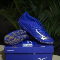 Sepatu Futsal Mizuno Basara 103 Sala Gold Q1GA183150 Original BNIB