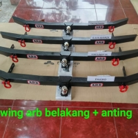 towing arb + anting