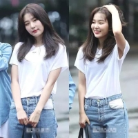 Kaos Seulgi Red Velvet Tee Baju Kpop Best Seller Shirt - 1681