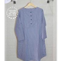Baju atasan wanita jumbo / tunik / kaos import / baju muslim