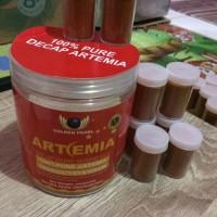 Artemia Golden Pearl 10gr kutu air kering siap pakai