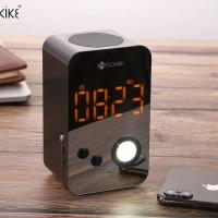 Speaker Bluetooth COKIKE JBL BOSE S1 /Radio FM/ Jam Meja Digital S1