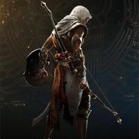 Assassins Creed Origins Bayek Medjay of Egypt Battle Ver. Figure