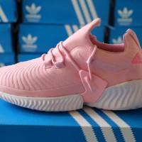 ΑDIDAS Instinct Warna Pink Sepatu Wanita Olahraga Running Fashion