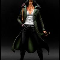 POP Aokiji Kuzan Ex Admiral Movie Z Battle Ver. One Piece Figure