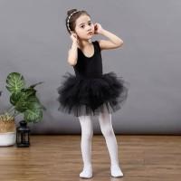 Dancer's tutu ( dress anak, tutu, ballet, balet, perempuan, gym)