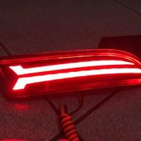 ALL NEW AVANZA XENIA TYPE G LAMPU LED BUMPER REFLEKTOR MATA KUCING