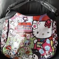 HAND BAG / TAS TANGAN TOKIDOKI FOR HELLO KITTY SANRIO ORIGINAL