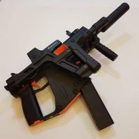 Water Gel Gun Gel Blaster WGG WGB Lehui LH Kriss Vector Gen 2 V2